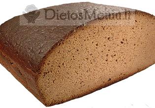 Duona, juoda