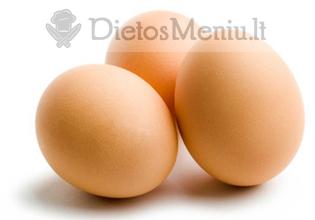 Kiaušinis, L dyd.
