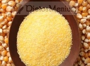 Kukurūzų miltai