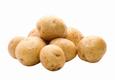 Bulvės, mažos