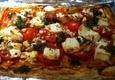 Apkepas su paprika, pomidorais ir sūriu
