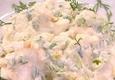 Silkės salotos su avokadu