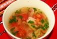 Jautienos sriuba su paprika ir pomidorais