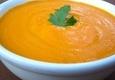 Morkų sriuba su imbieru