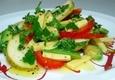 Kriaušių ir avokadų salotos