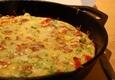 Omletas su daržovėmis