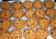 Sausainiai su saulėgrąžom